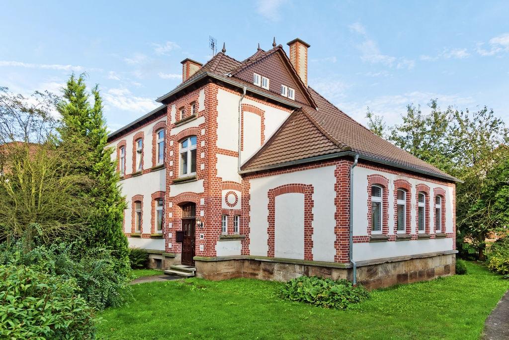 Stijlvolle voormalige dorpsschool in Waldeck-Netze met tuin - Boerderijvakanties.nl