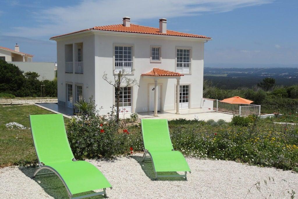 Oase van rust op 200 meter van de oceaan in het culturele hart van Portugal - Boerderijvakanties.nl
