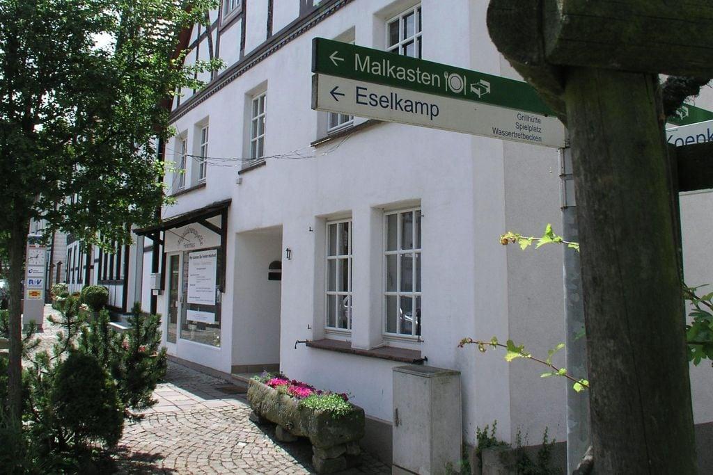 Schieder-Schwalenberg- Vakantiewoning   met wifi te huur