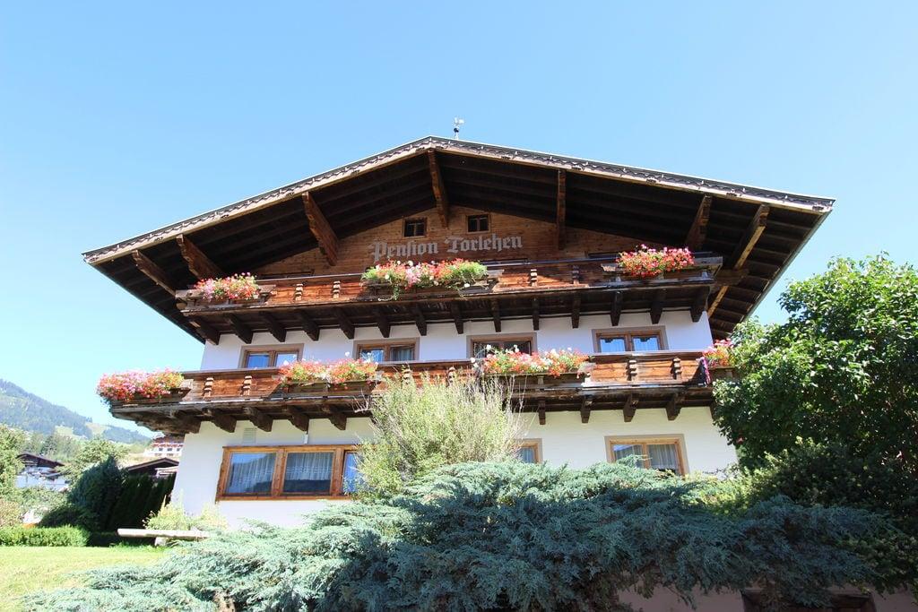 Gerieflijke vakantiewoning in Salzburgerland met balkon - Boerderijvakanties.nl