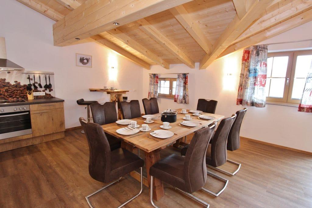 Ruim vakantiehuis in Kaprun bij skigebied Zell am See - Boerderijvakanties.nl