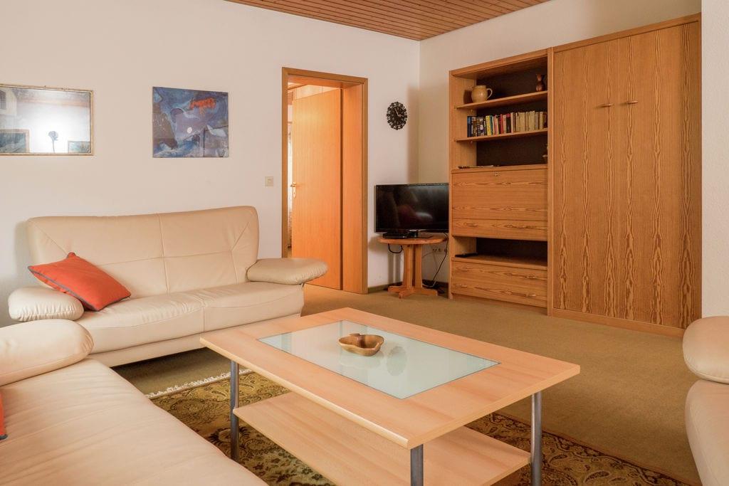 Knus appartement in het Zwarte Woud met uitzicht - Boerderijvakanties.nl