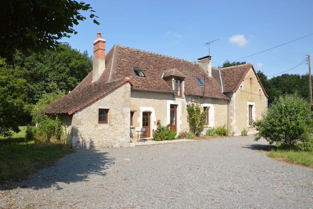 Saint-Aigny- Boerderij   met wifi te huur