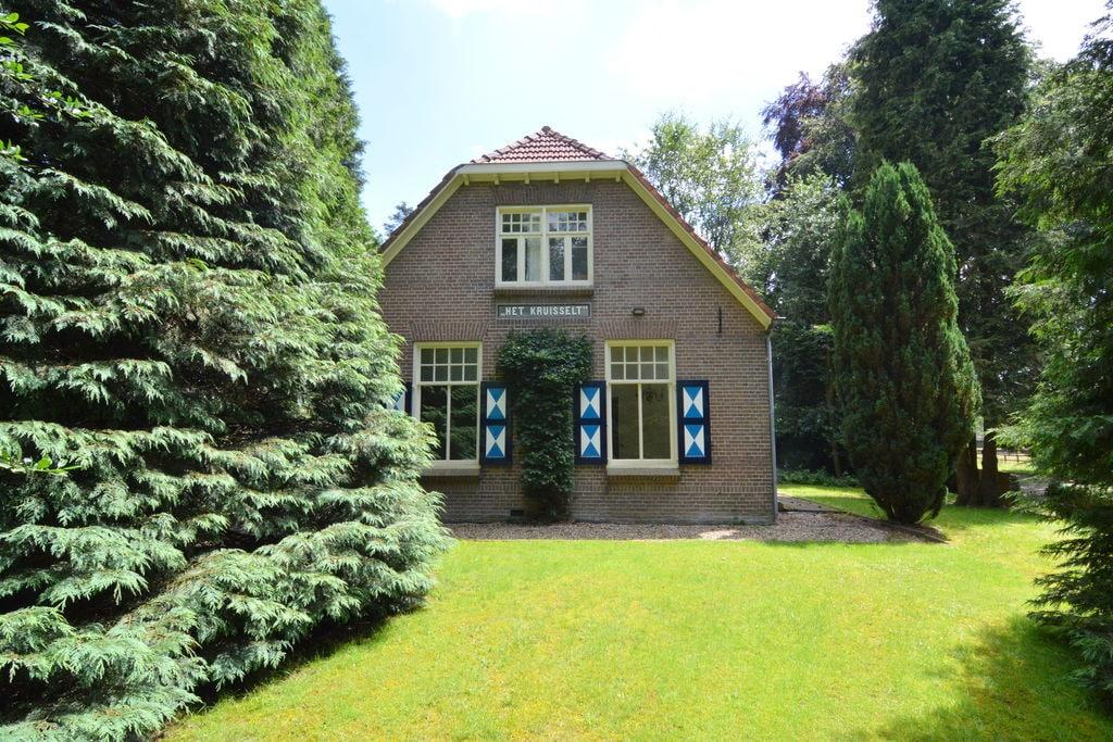 Gezellig vakantiehuis dicht bij het bos in Zelhem - Boerderijvakanties.nl