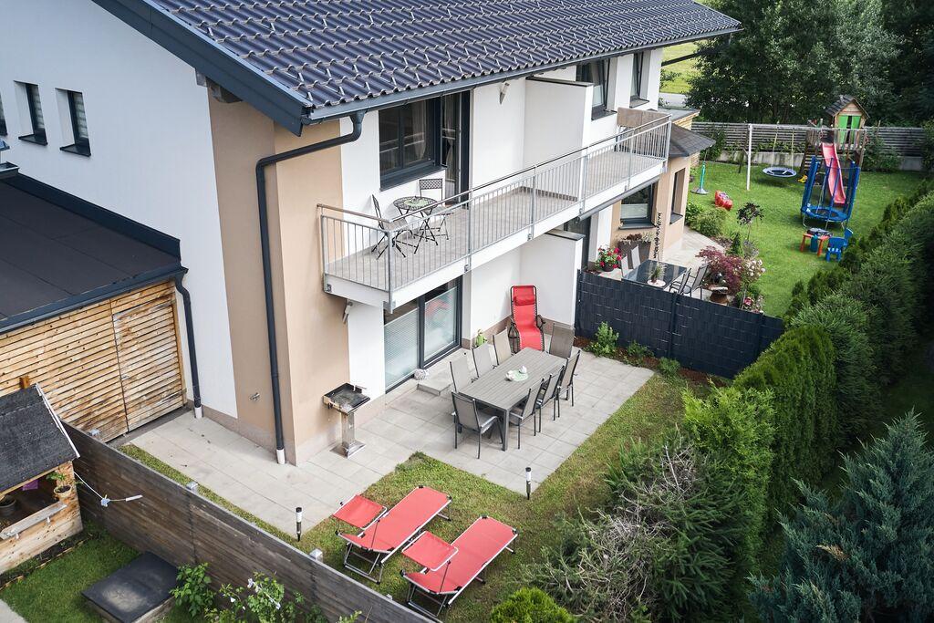 Aangenaam vakantiehuis bij Goldegg met een tuin - Boerderijvakanties.nl