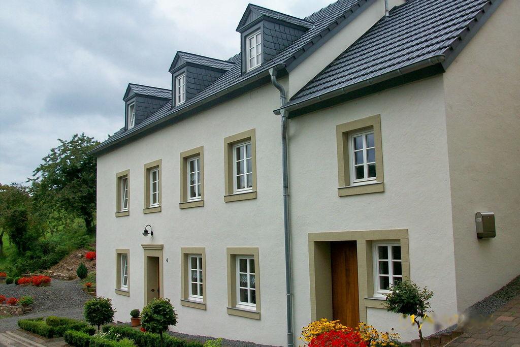 Ruim appartement in Eifel met zonneterras - Boerderijvakanties.nl