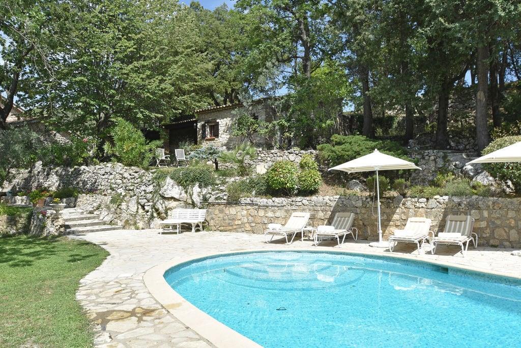 Prachtig landgoed met gastenverblijven, verwarmd zwembad en tennisbaan, in de Provence - Boerderijvakanties.nl