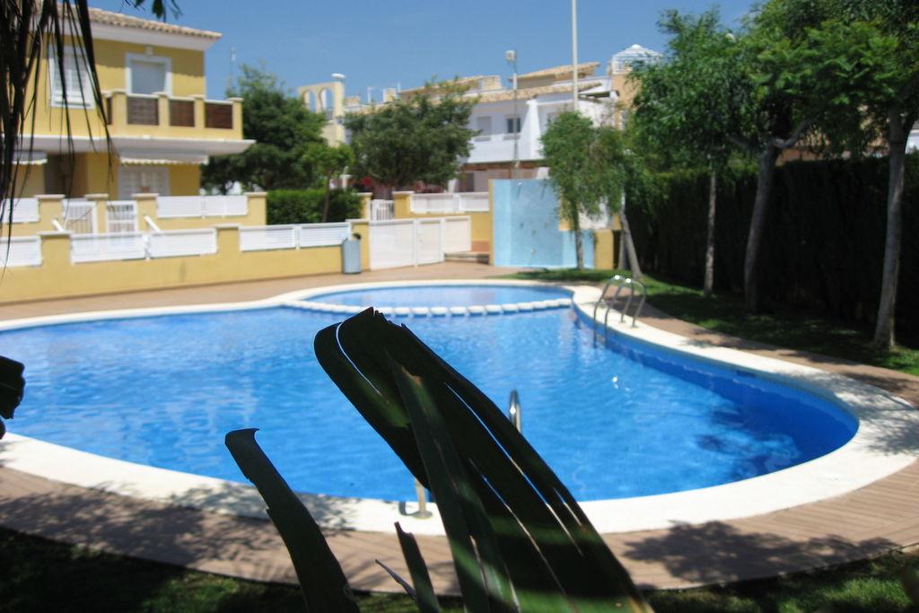 Vakantiehuis Alcossebre 0 slaapkamers met zwembad  met wifi
