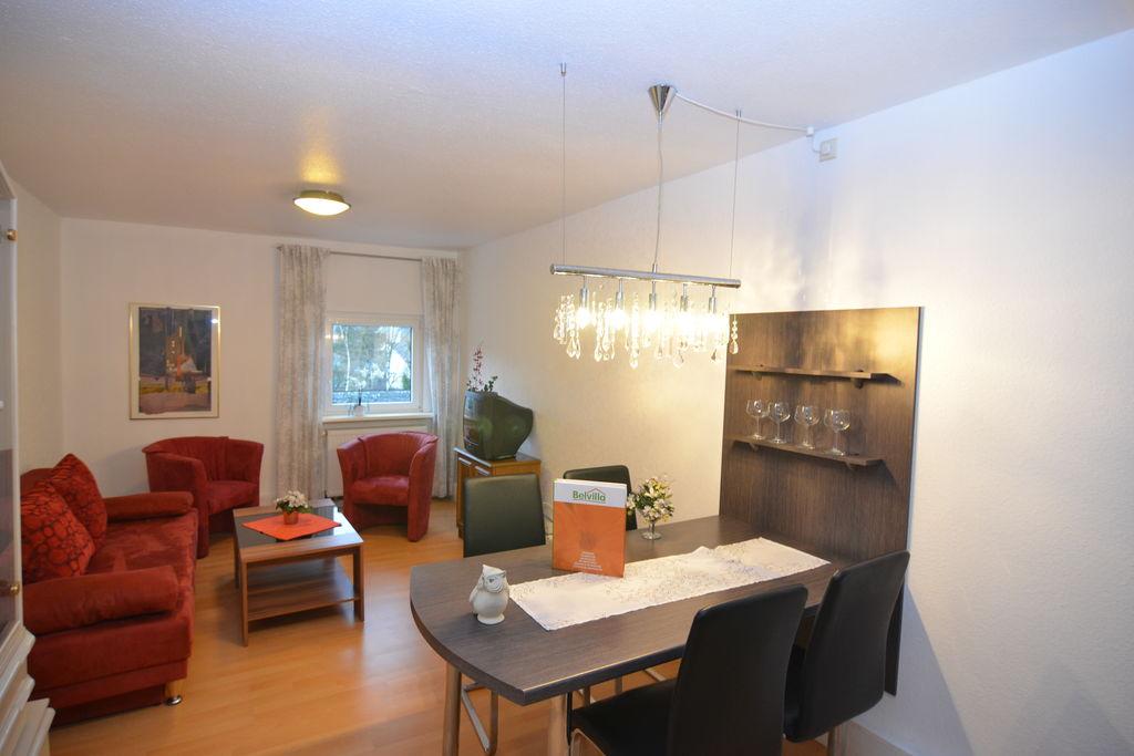 Mooi appartement in het Sauerland met eigen restaurant en Biergarten - Boerderijvakanties.nl