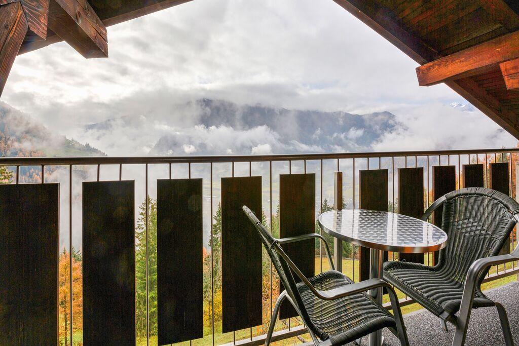 Gezellig appartement in Matrei in Osttirol met een terras - Boerderijvakanties.nl