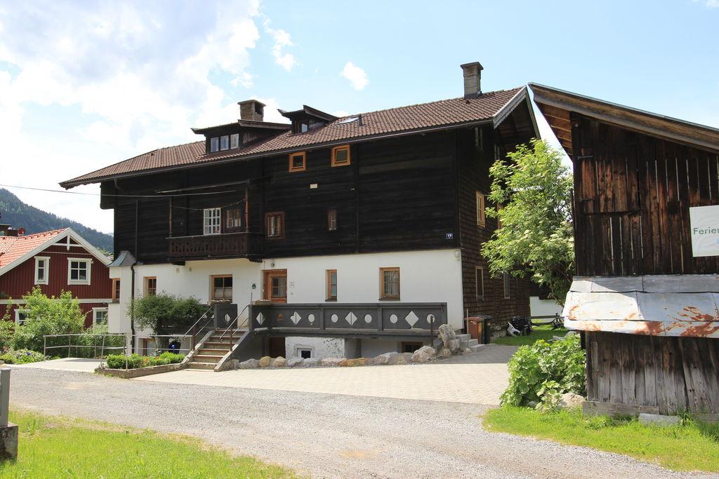 Sfeervol appartement in Tirol met een balkon, terras en tuin - Boerderijvakanties.nl