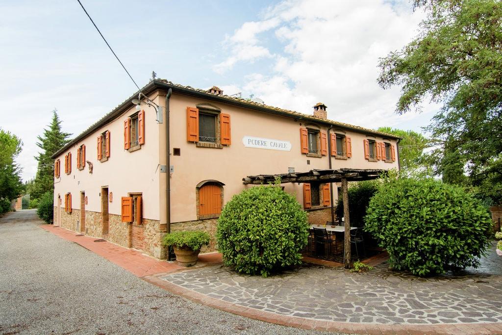 Boerderijen  Italie te huur Peccioli- IT-56037-16 met zwembad  met wifi te huur