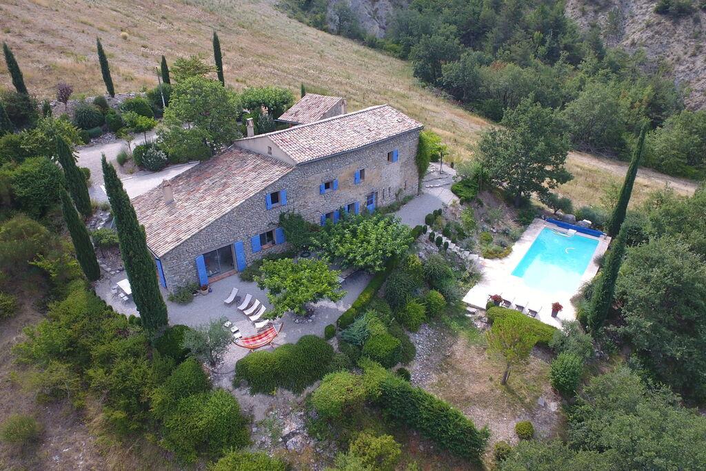 Provençaalse villa in Zuid-Frankrijk op het platteland - Boerderijvakanties.nl
