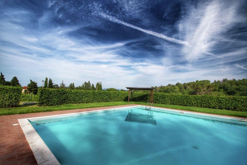 Betoverend kasteel in Toscane met privézwembad - Boerderijvakanties.nl