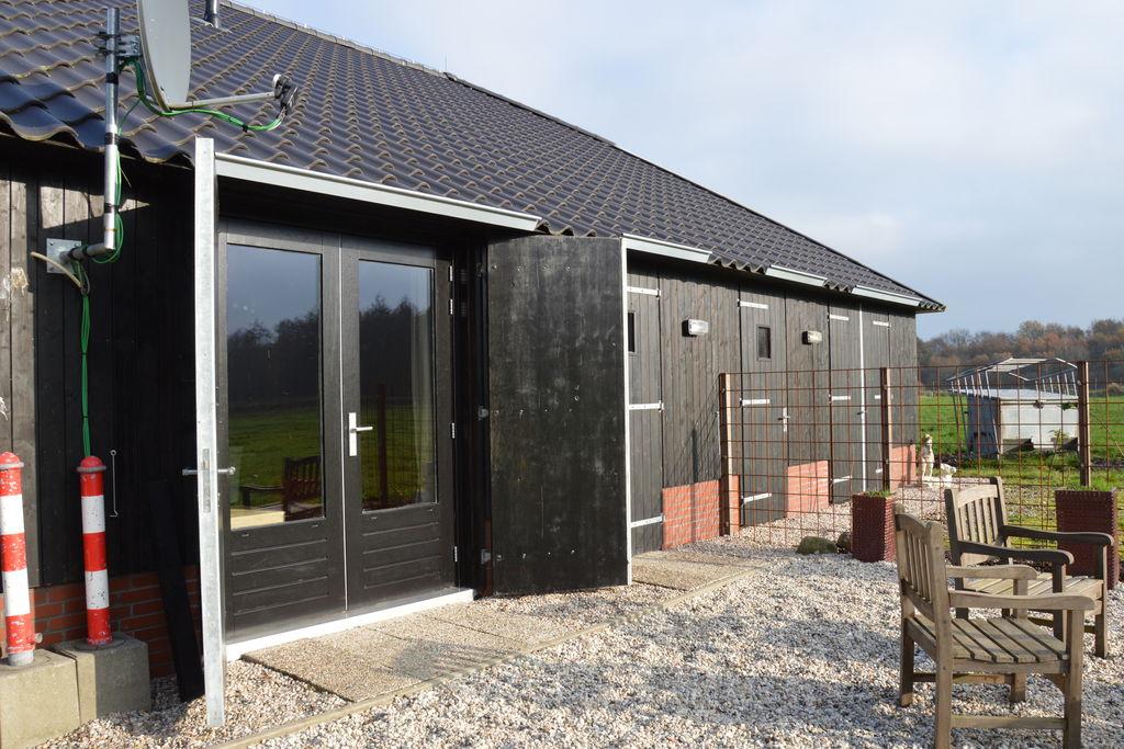 Vrijstaande cottage aan de rand van natuurpark Dwingelderveld - Boerderijvakanties.nl
