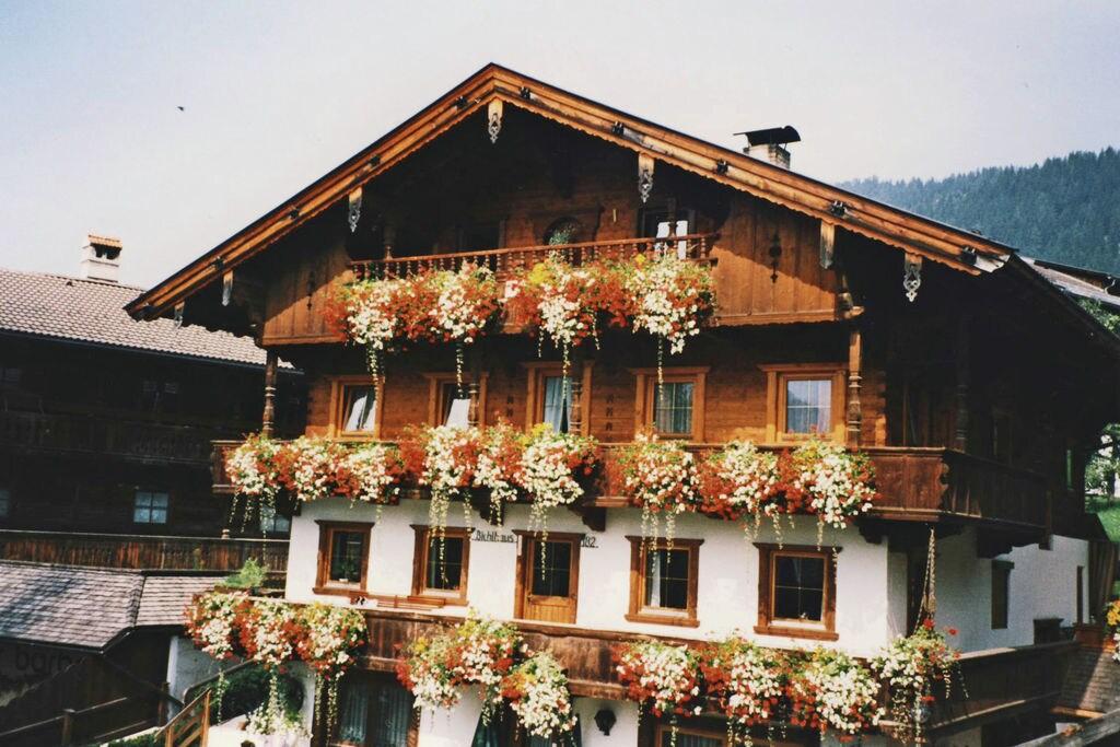 Gezellig appartement in Alpbach met een balkon - Boerderijvakanties.nl