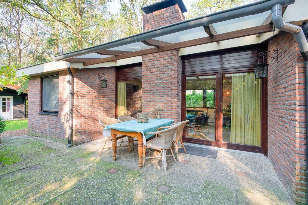 Gezellig vakantiehuis in Zorgvlied met een privétuin - Boerderijvakanties.nl