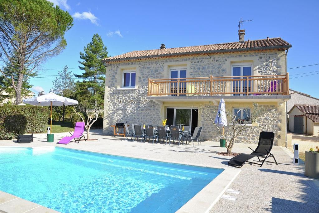 Luxe villa in Zuid-Frankrijk met een privézwembad - Boerderijvakanties.nl