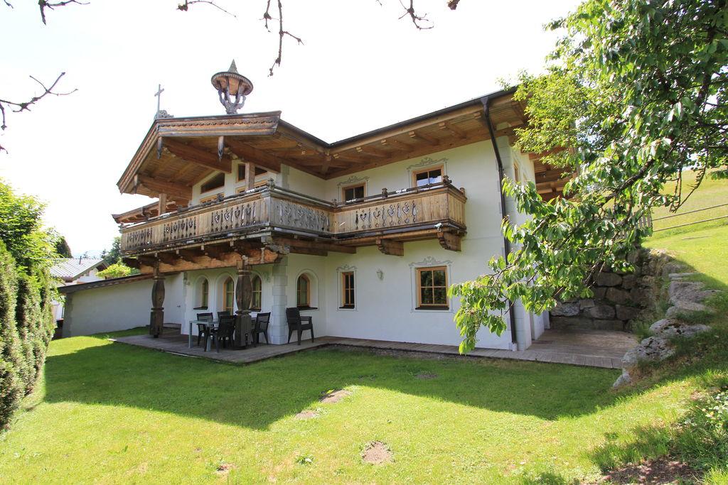 Sfeervolle vakantiewoning in Tirol met veel privacy - Boerderijvakanties.nl