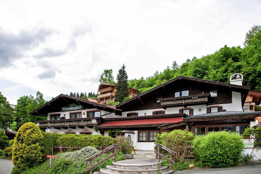 Ruime vakantiewoning in Tirol met sauna en thuisbioscoop - Boerderijvakanties.nl