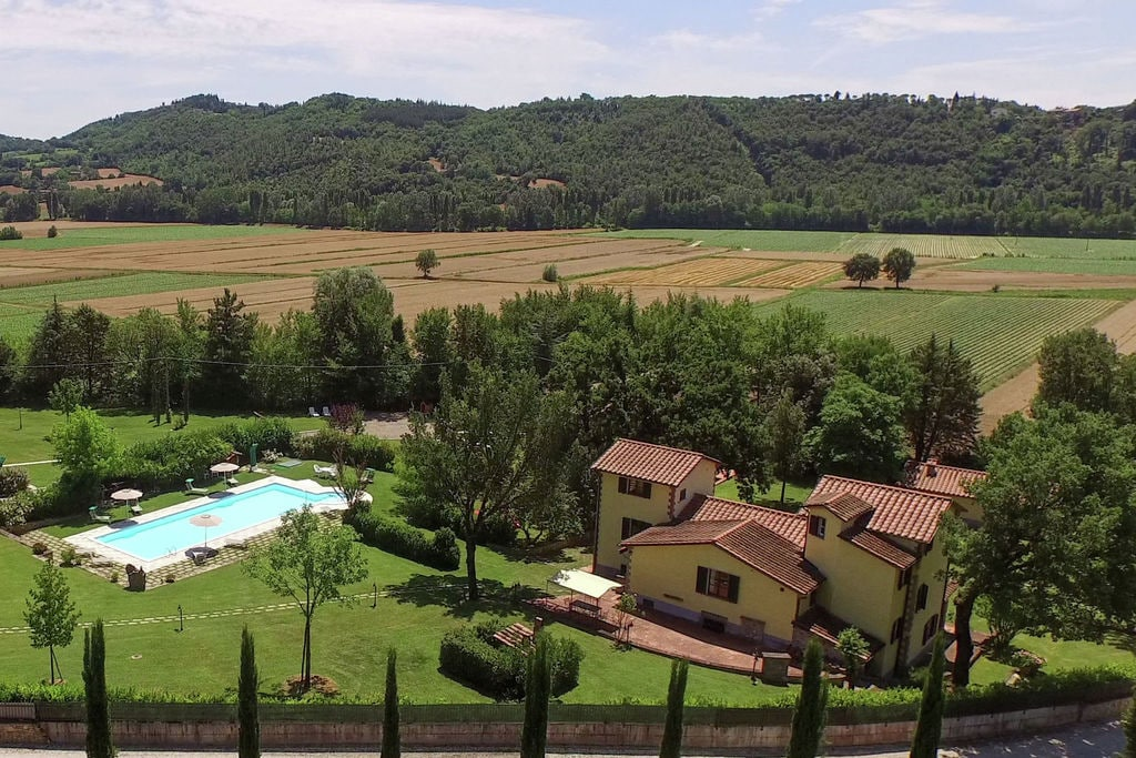 Citerna- Villa met zwembad  met wifi te huur