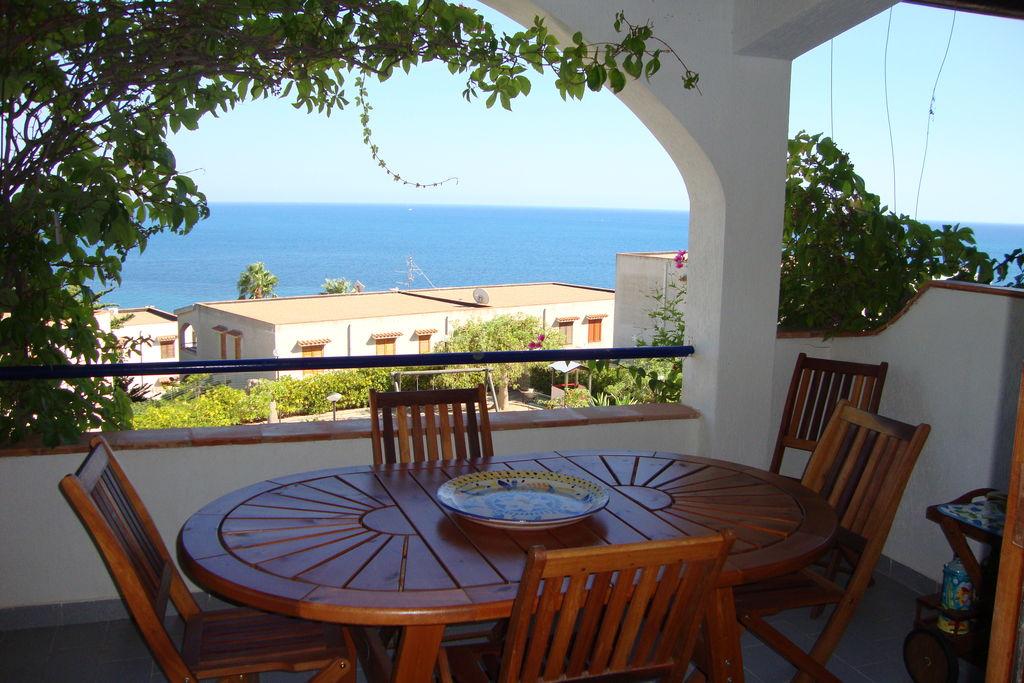 Vakantiewoning italie - Sicilia Appartement IT-02086-01   met wifi