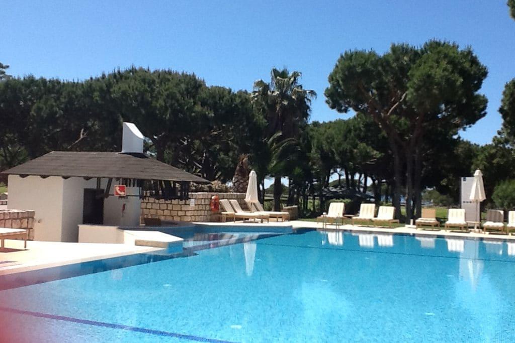 Vakantiewoning Portugal, Algarve, Olhos de Agua vakantiewoning PT-8200-102