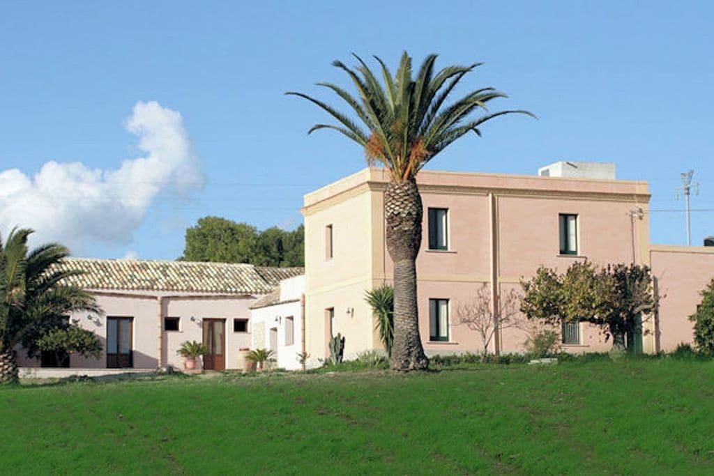 Vakantiewoning italie - Sicilia Boerderij IT-91027-01   met wifi