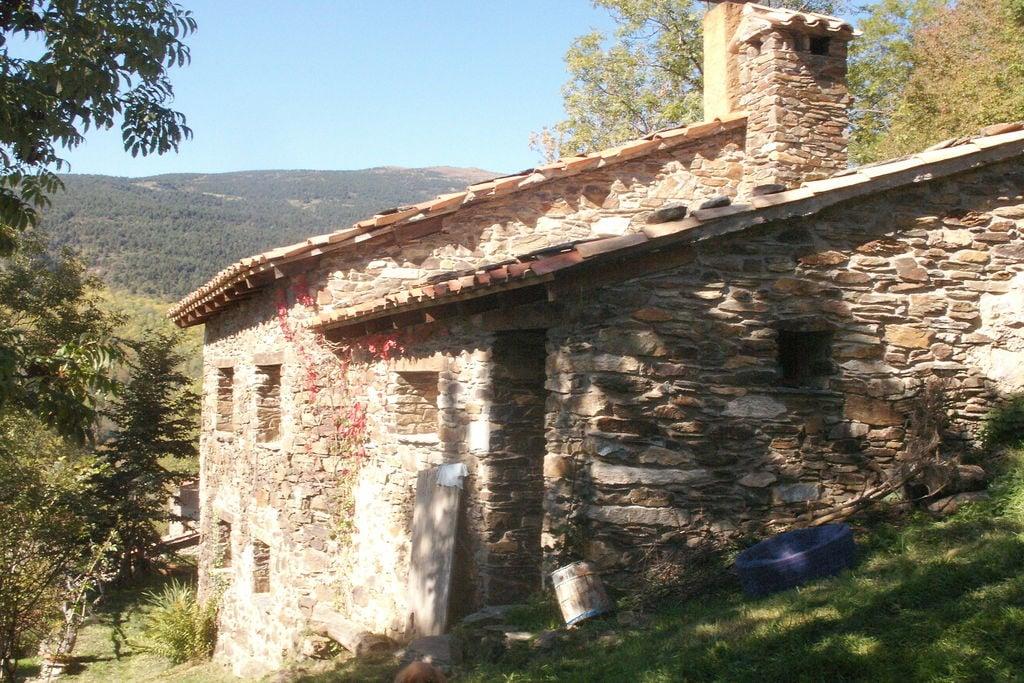 Vakantiehuis Llanars Pyreneeën