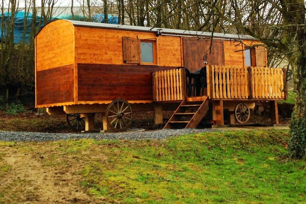 Vakantiewoning België, Luxemburg, Sensenruth Appartement BE-6832-13