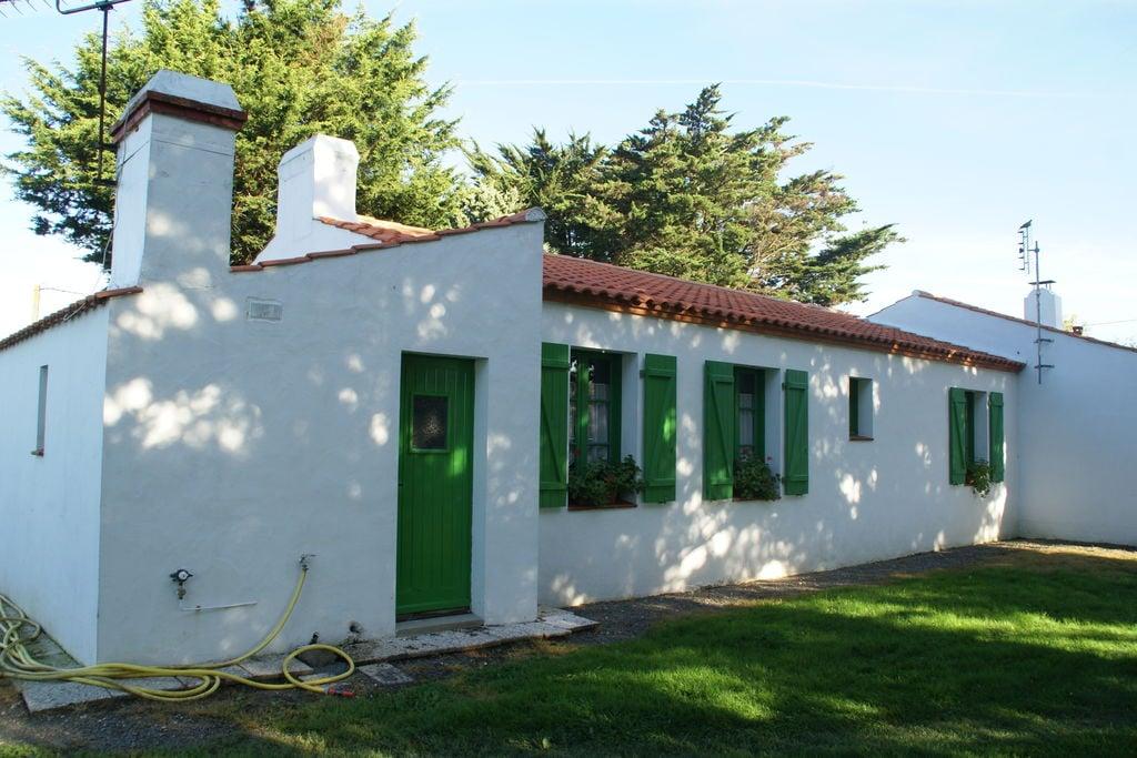 Gezellig vakantiehuis in Saint-Gervais dicht bij het strand - Boerderijvakanties.nl