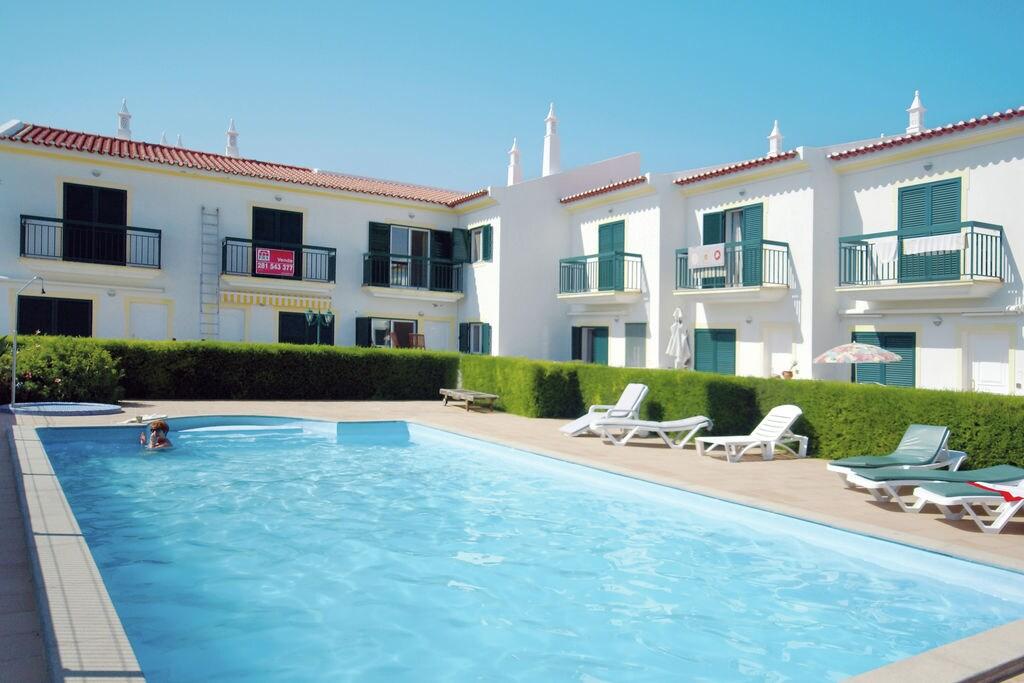 Vila-Nova-de-Cacela- Vakantiewoning met zwembad nabij Strand met wifi te huur
