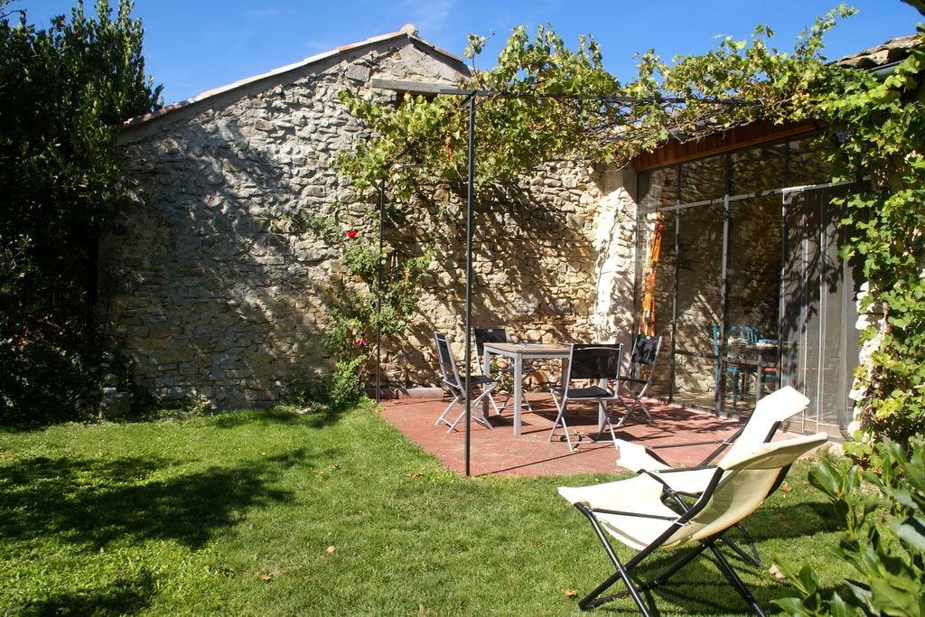Marignac-En-Diois- Vakantiewoning   met wifi te huur