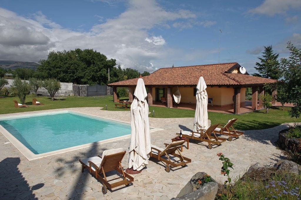 Villas Sicilia te huur Viagrande- IT-95029-01 met zwembad  met wifi te huur