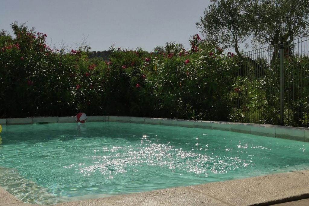 Uiterst comfortabele villa, met privé zwembad en vlakbij rivier de Ardeche - Boerderijvakanties.nl