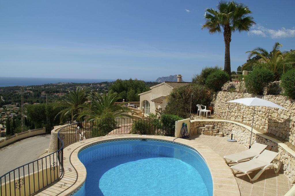 Vakantiewoning Spanje, Costa Blanca, Moraira Villa ES-03724-44