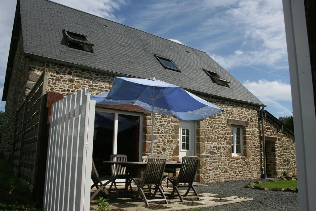 Rustig gelegen vakantiehuis met tuin, terras en barbecue, strand 7 km - Boerderijvakanties.nl