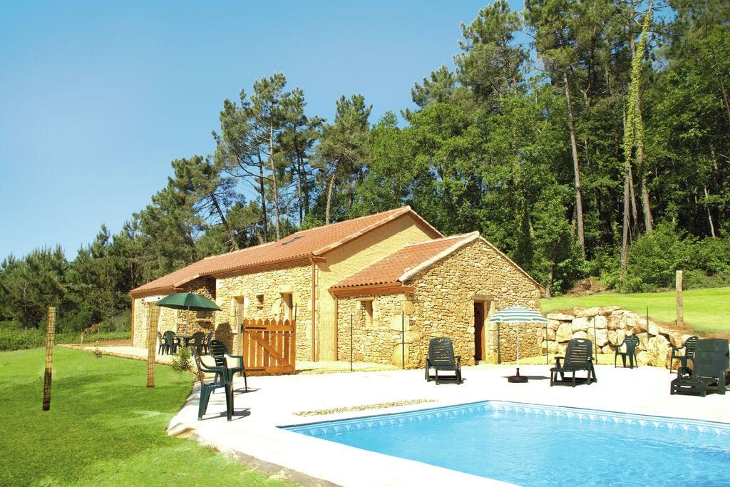 Modern vakantiehuis in Zuid-Frankrijk met privézwembad - Boerderijvakanties.nl