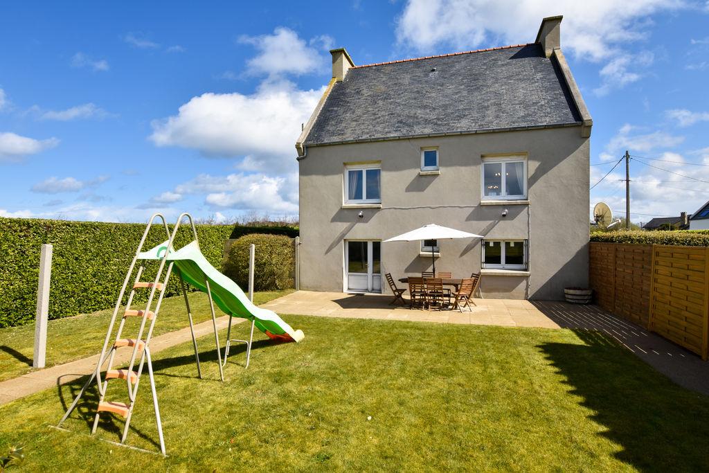 Sfeervol Bretons huis met tuin op loopafstand van zee en strand in Bretagne - Boerderijvakanties.nl