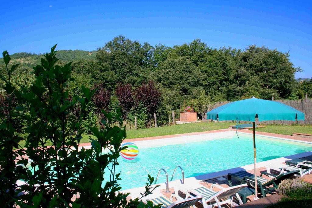 Inspirerend appartement in Umbrië met gedeeld zwembad - Boerderijvakanties.nl