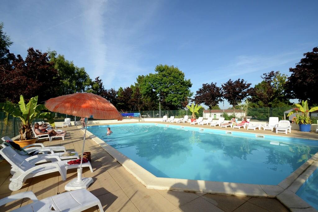 Vakantiewoning Frankrijk, Pays de la loire, Chantonnay Appartement FR-85110-05