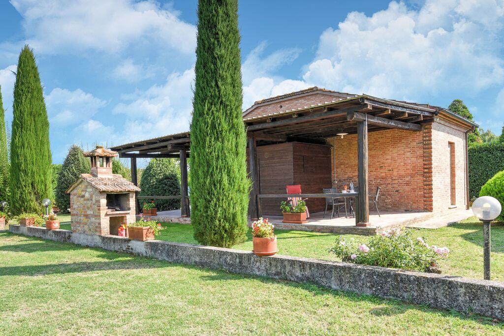 Leuk vakantievakantiehuis in Montepulciano in een wijnstreek - Boerderijvakanties.nl
