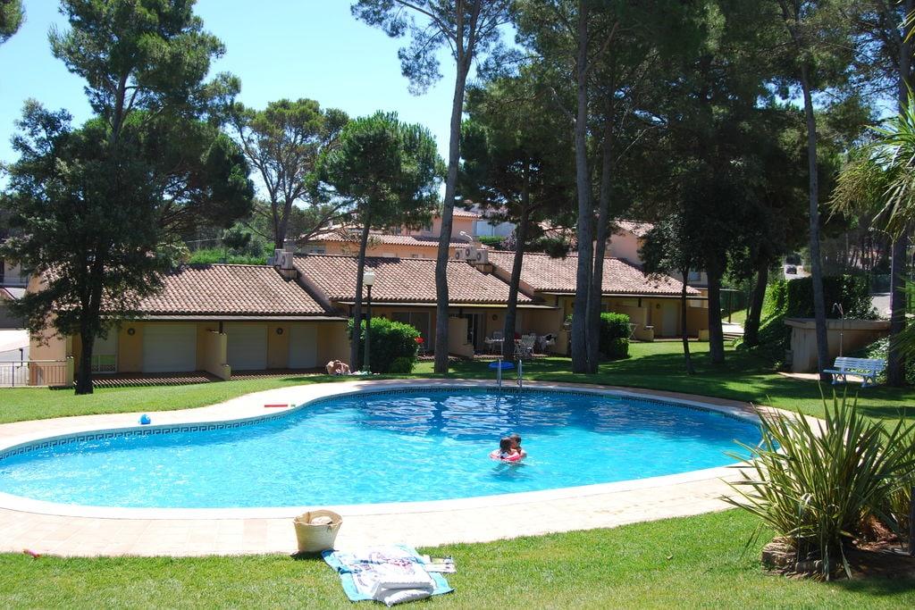 Bungalow met 0 slaapkamers met zwembad nabij Strand met wifi