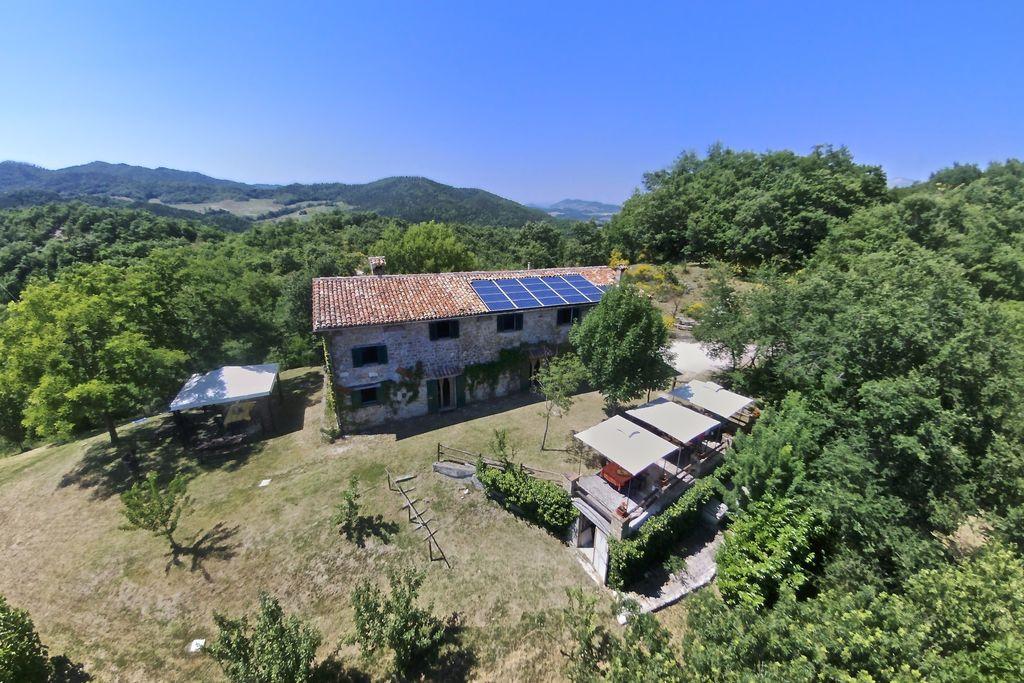 Appartementen Umbrie te huur Gubbio- IT-06024-21 met zwembad  met wifi te huur