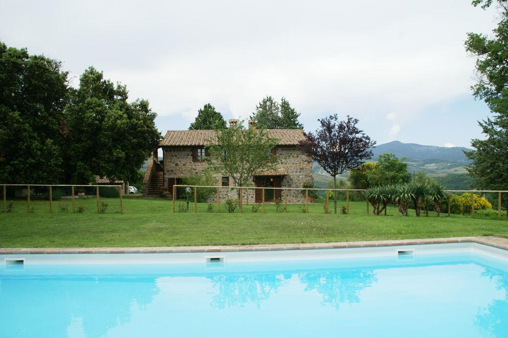 Prachtig appartement in Toscane met groot zwembad - Boerderijvakanties.nl