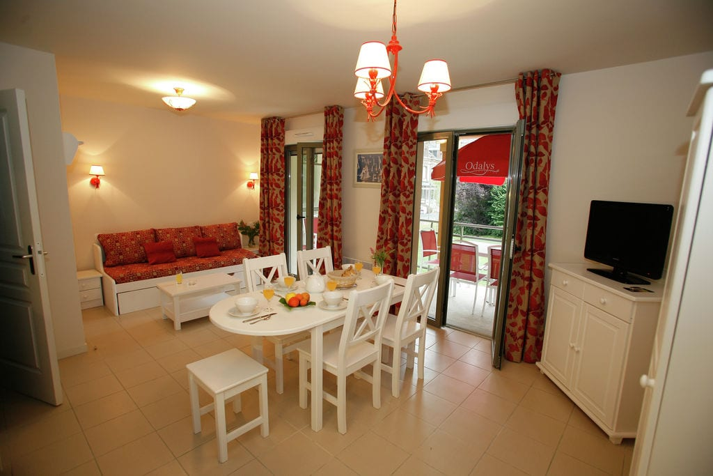 Vakantiewoning Frankrijk, Normandie, Gonneville-Sur-Honfleur Appartement FR-14600-14