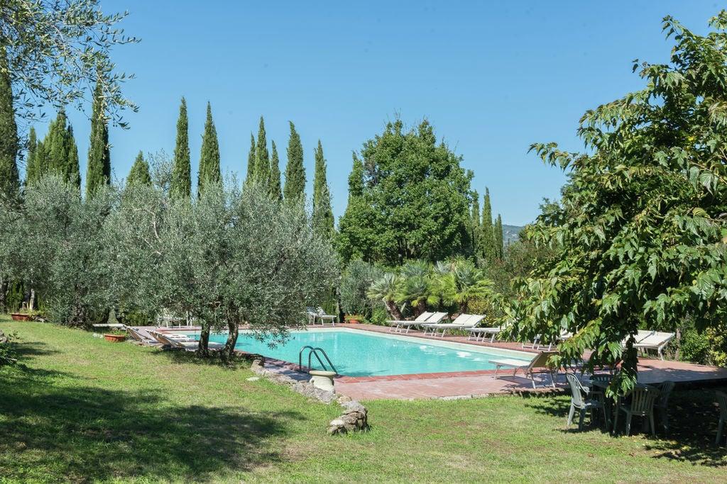 Vakantiewoning Italië, Toscana, Sasso Pisano vakantiewoning IT-56041-05