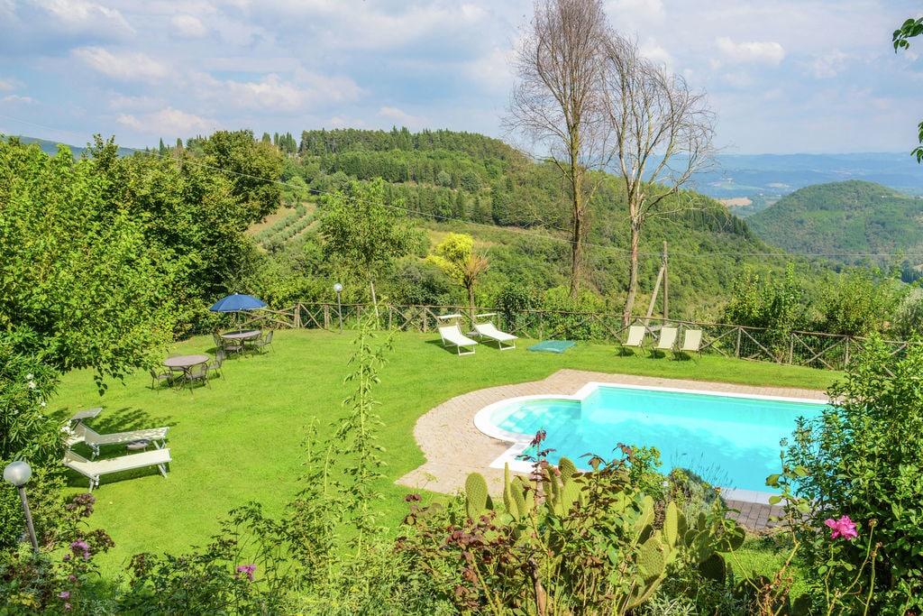 Authentiek vakantiehuis in Umbrië met gezamenlijk zwembad - Boerderijvakanties.nl