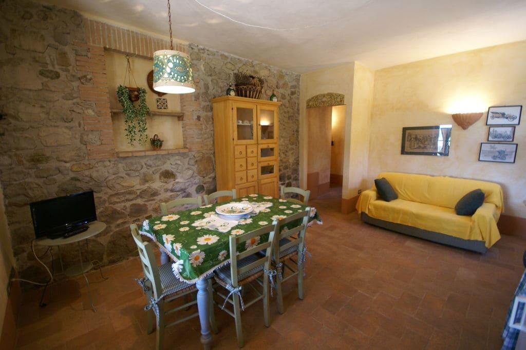 Vakantiewoning Italië, Umbrie, Fabro Appartement IT-05015-03