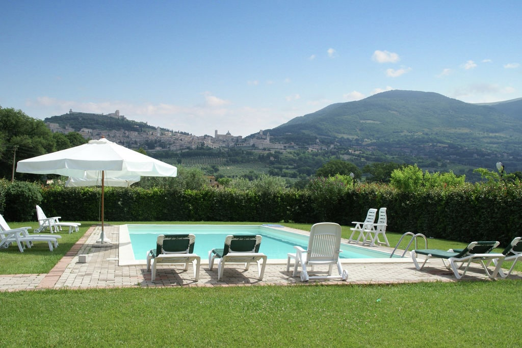 Vakantiewoning Italië, Umbrie, Assisi (pg) Appartement IT-06081-19